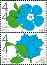 Vergeet mij niet postzegel